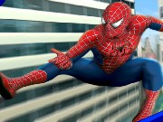 Spiderman 2 Web of Words Game
