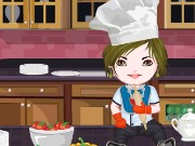 Baby Cooking Class Game