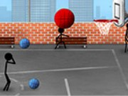 Stix Street Basketball 2 Game