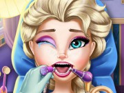 Ice queen Real Dentist Game