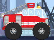 Fireman Kids City Game