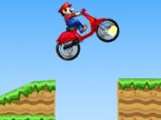mario bros motorrad spiel