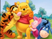 Winni the poohs 100 acre wood golf Game