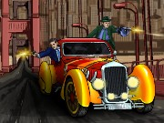 Mobster Roadster Game