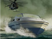 Speedboat Shooting Game
