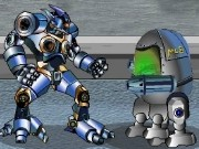 Transformers Robot War Game