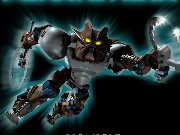 Bionicle Pohatu Nuva Game
