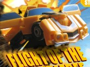 Transformers Flight Of The Bumble Bee Game