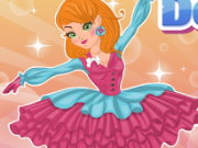 Ballerina Doll Creator Game