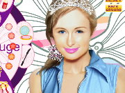 Paris Hilton Makeover Game