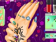 Nail Makeover 2 Game