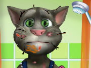 Messy Talking Tom Game
