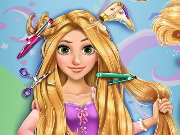 Rapunzel Real Haircuts Game
