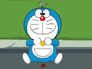 Doraemon And Ball Game