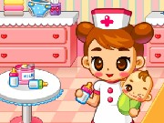 Baby Hospital Game