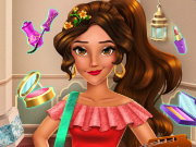 Latina Princess Real Makeover Game
