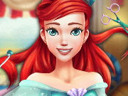 Sea Princess Hairdresser Game