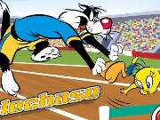 Looney Tunes Steeple Chase Game