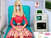 Girl in the Ambulance Game