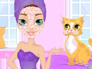 Crazy Cat Lady Makeover Game