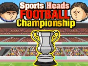 Sports Heads Football Championship Game