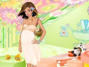 Maternity Gowns DressUp Game