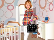 Stylish Mom to Be DressUp Game