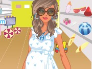 Pregnant Mom Shopping DressUp Game