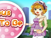Gorgeous Mom to Be DressUp Game