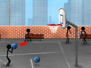 Stix Street Basketball Game