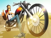 Stunt Guy Tricky Rider Game