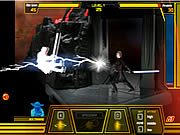 Jedi vs. Jedi Blades of Light Game