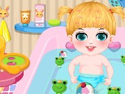 Baby Bath Shower Fun Game