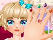 Princess Hand Doctor Game