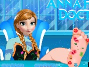 Anna Foot Doctor Game