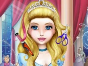 Cinderella Real Haircuts Game