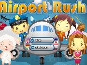 Airport Rush Management Game