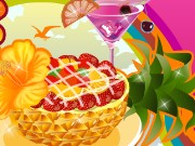 Making Fruit Salad Game