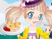 Cute Muffin Girl DressUp Game