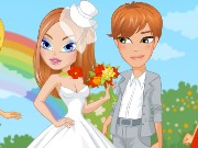 Rainbow Wedding Game