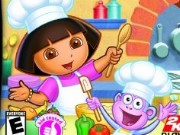 Dora Cooking Game