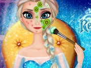 Elsa Real Makeover Game