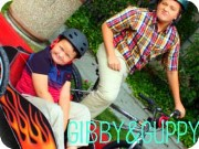 Gibby and Guppys Bike Jumper Game