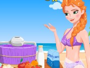 Elsa Magic Ice Cream