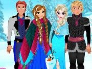 First Aid to Anna and Elsa Game
