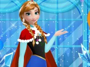 Anna Princess Gowns Game