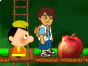 Diego Arrange Fruit Game