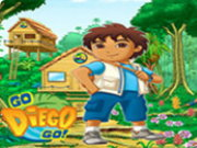 Diego Adventure Game