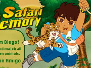 Diego Safari Memory Game