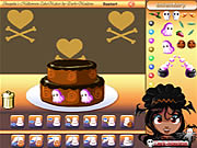 Shaquita Halloween Cake Maker Game